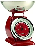 Typhoon Bella Job Steel Body Scale Red Stainless...