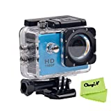 CkeyiN ® 1080P Full HD Impermeable Cámara de...