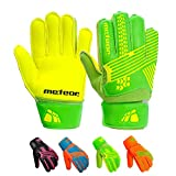 meteor Guantes Portero Goalkeeper Gloves...