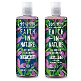 Faith In Nature Lavender & Geranium Shampoo 400ml...