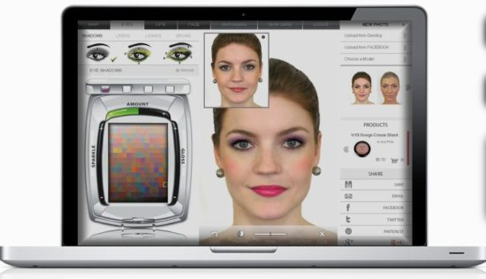 ModiFace-cambio-de-look-virtual