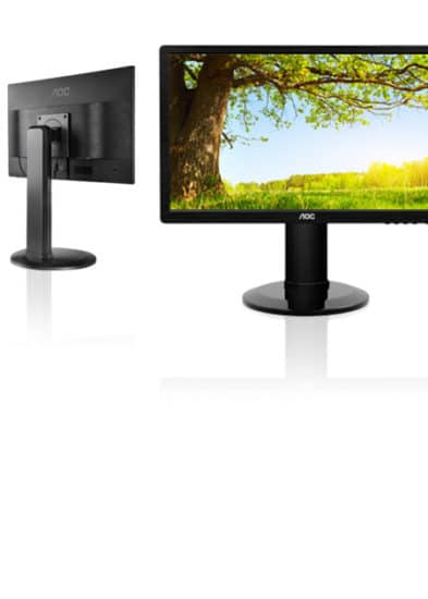 E2460PHU-AOC  mejor Monitor led para pc