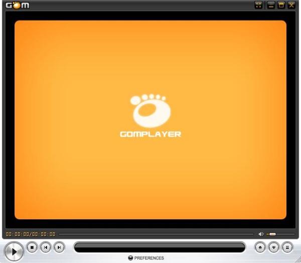 mejores programas para ver videos gratis  - gom player