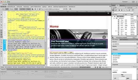 01-dreamweaver-cc2015-mejor programa para crear una web