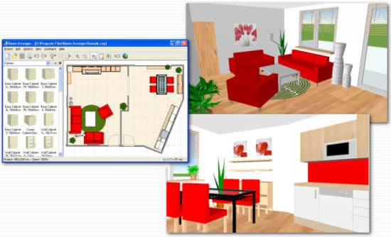 Decorador virtual de interiores melhor avaliado f d y for Programa para decorar interiores online
