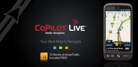 alk copilot europa live gps app iphone android