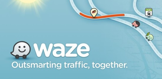 waze gps android iphone gratis