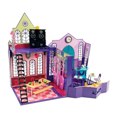 Monster High - Instituto Monstruoso