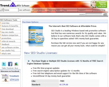 SEO Studio Enterprise
