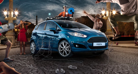 Ford Fiesta 5p Trend 1.0 EcoBoost 100 CV