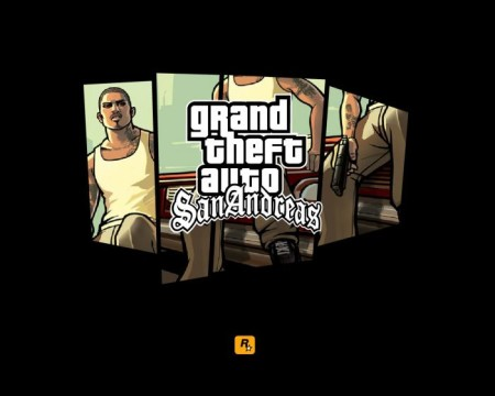 GTA San Andreas Homeboys - salvapantallas juego
