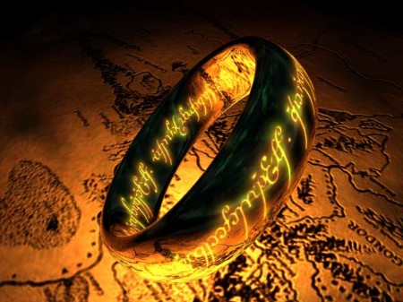 The One Ring 3D Screensaver el senor de los anillos salvapantallas
