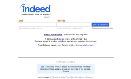 indeed- ofertas de empleo