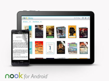 nook app lector ebooks android