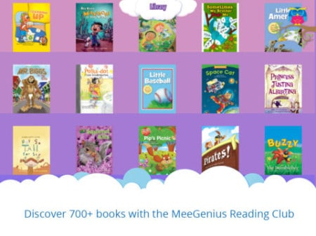 Libros para niños MeeGenius ipad iphone android