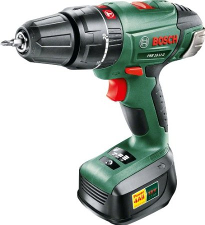 BOSCH PSB 18 Li-2 mejores taladros sin cable