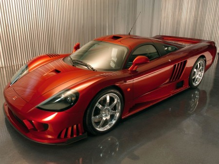 Saleen S7 Twin -Turbo