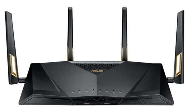 Asus RT-AX88U router wifi gaming
