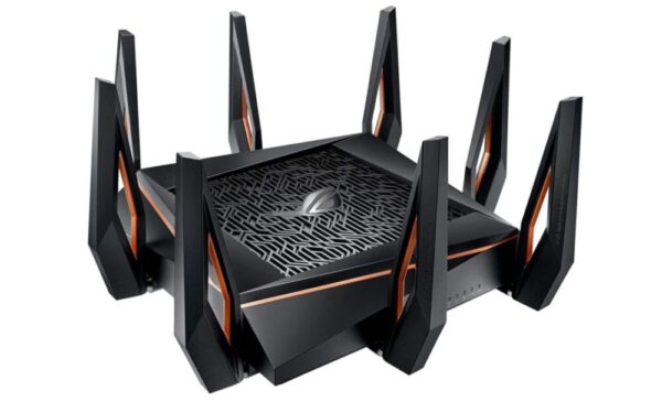 mejor router gaming - Asus ROG Rapture GT-AX11000