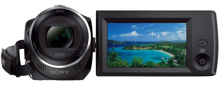 sony Handycam HDR-CX240 - mejor camara de video barata