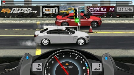 Drag Racing - Android