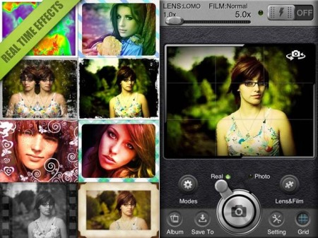 fx camera app retocar y compartir fotos android iphone