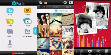 picsart-photo-studio-mejores apps retocar fotos android