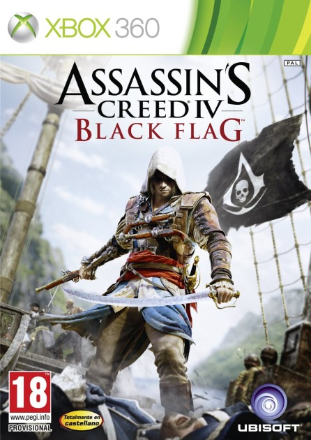 Assassin s Creed IV Black Flag mejor juego para xbox one