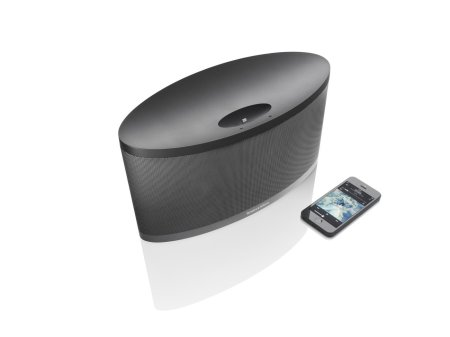 Bowers & Wilkins Z2 altavoces iphone