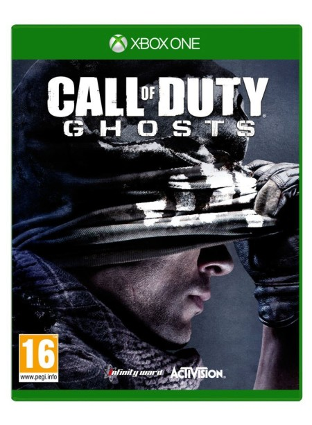 Call of Duty Ghosts mejor shooter multijugador xbox one