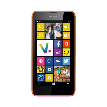 Nokia Lumia 635 mejores movil con windows phone barato