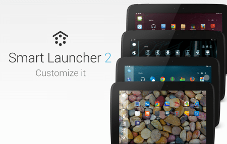 Smart Launcher 2 - mejores apps para personalizar moviles android