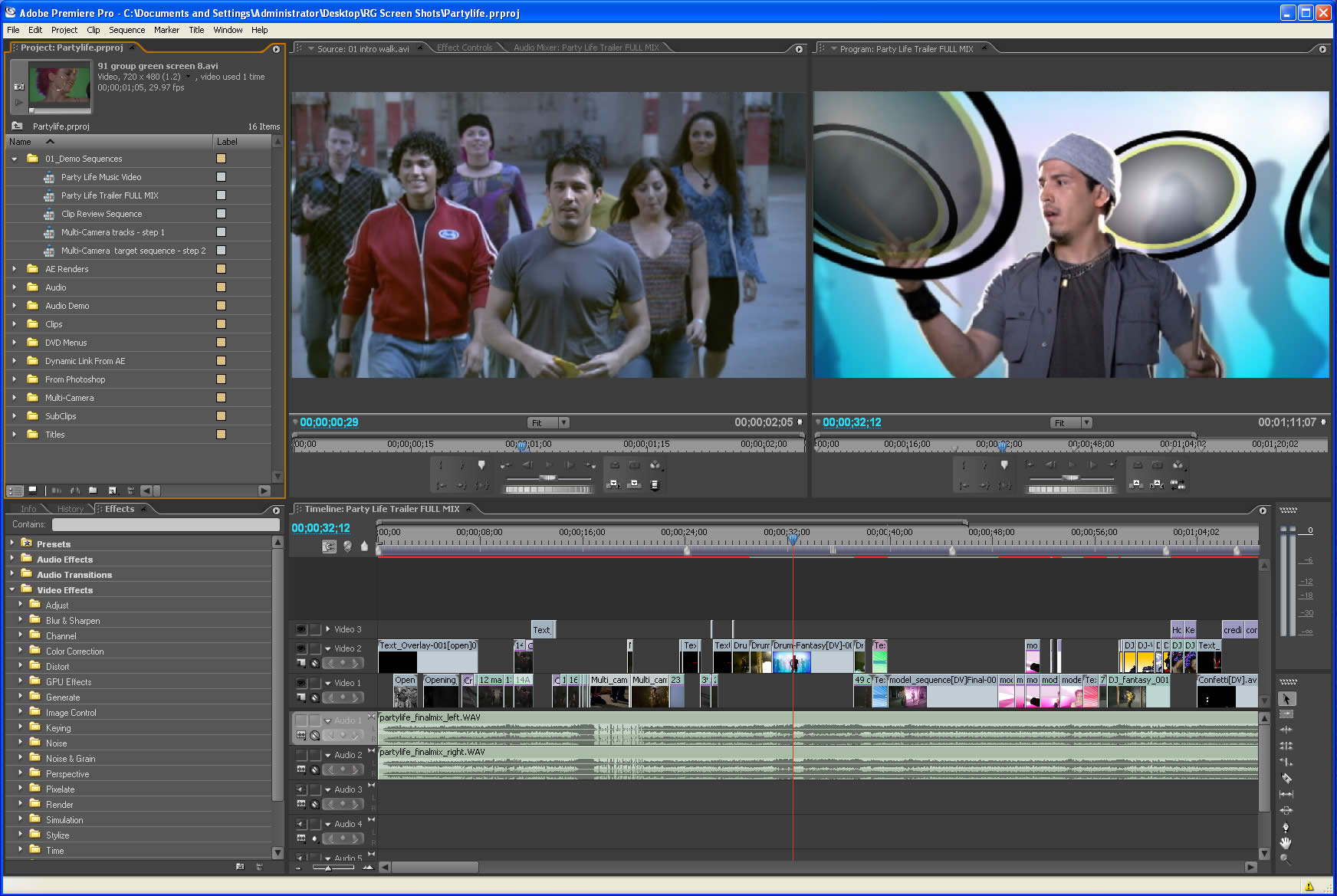 descargar adobe premiere editor de videos