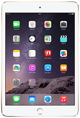 Apple iPad mini 3 - mejor tablet 7 pulgadas