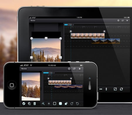 Cute Cut mejores editores de video para IOS