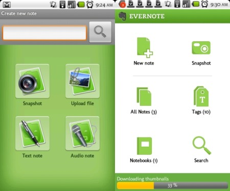 evernote - mejor app para tomar notas para android, iphone, ipad
