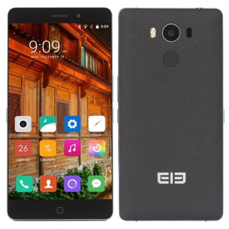Elephone P9000 - movil barato libre Android