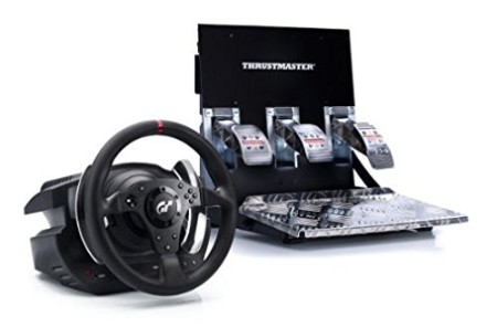 Thrustmaster T500 RS - Volante con pedales para PC - Playstation 3