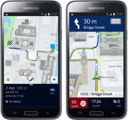 here beta - mejores navegadores gps para android iphone