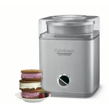 Cuisinart ICE30BCE - - mejor maquina para hacer helados