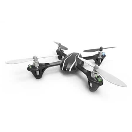 Hubsan X4 H107 - mejores helicopteros radio control