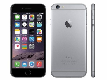 Apple iPhone 6 plus - mejores moviles con gateria de larga duracion