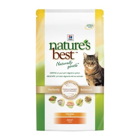 Natures Best-Hill's - mejor pienso para gatos