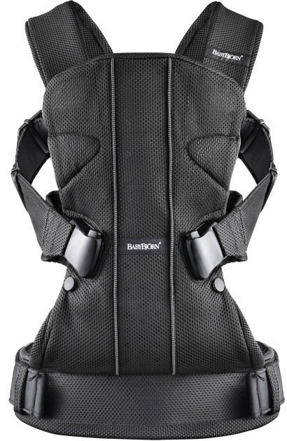 BabyBjorn Carrier One mejores mochilas portabebes