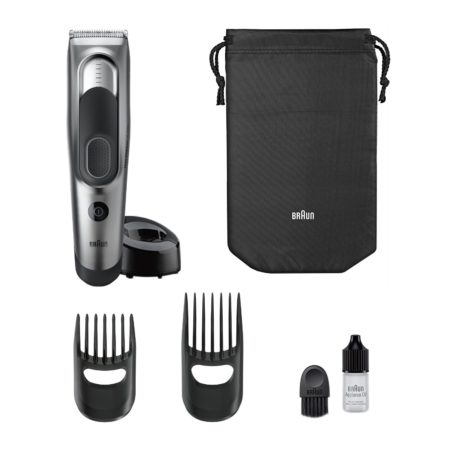 Braun HC 5090 HairClipper - Recortadora de barba y cabello