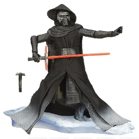 Star Wars Black Series Kylo Ren Starkiller Base 2015
