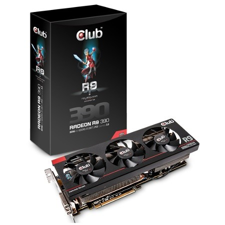 Club3D Radeon R9 390 royalQueen