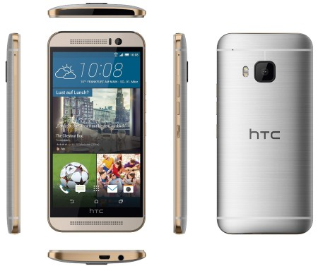 HTC One M9 mejores smartphones libres