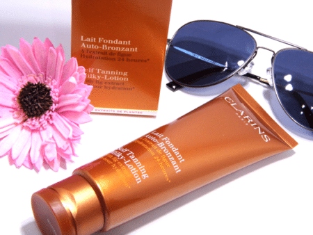 Clarins Self Tanning Milky-Lotion - mejores autobronceadores 2016