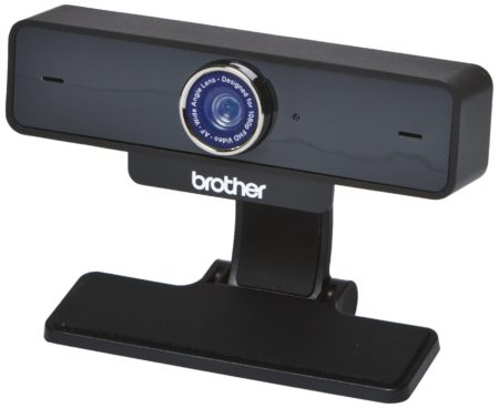 Brother NW-1000 - Webcam